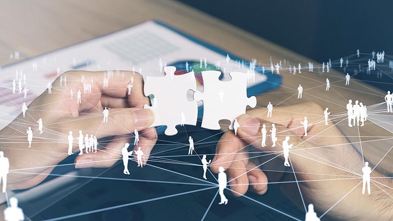会社の新設分割のイメージ