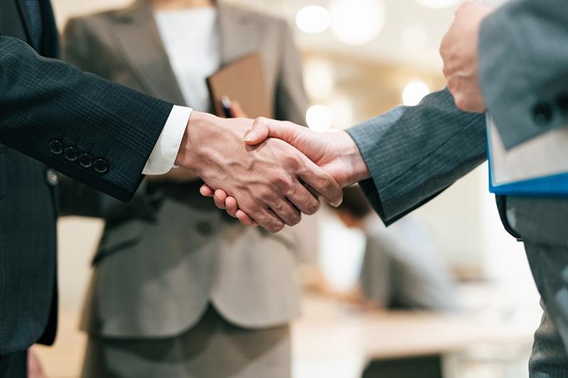 企業合併のイメージ